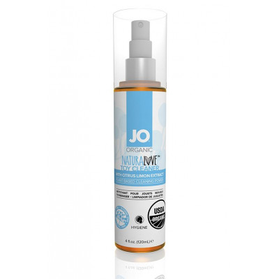 Чистящее средство для игрушек JO NATURALOVE TOY CLEANER - 120 мл.